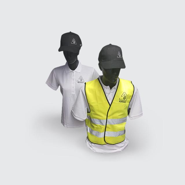 Nadruk na odzieży roboczej i firmowej